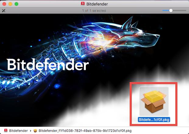 Bitdefender removal tool for mac