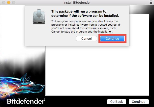 Uninstall Bitdefender Antivirus for Mac (2)