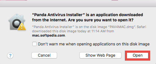 how to uninstall panda antivirus on mac