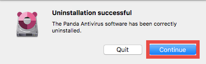 Uninstall Panda Antivirus for Mac (6)