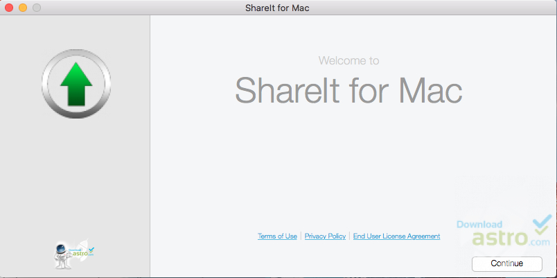 unisntall ShareIt for Mac