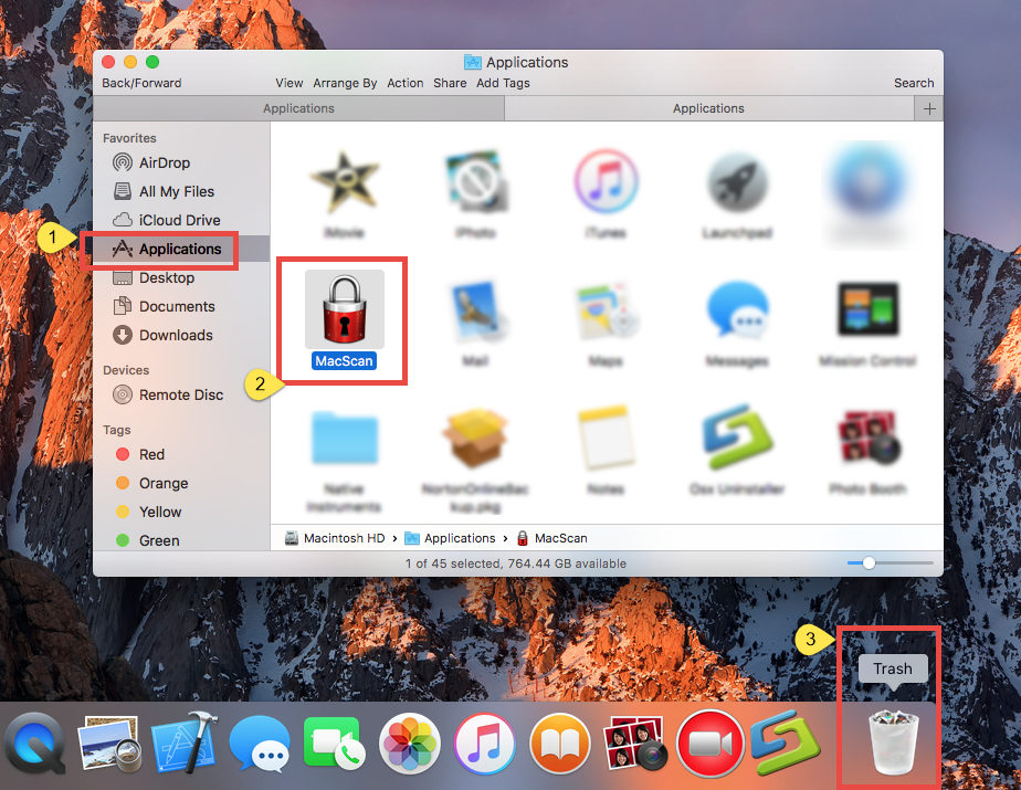 How to Uninstall MacScan -osxuninstaller (5)
