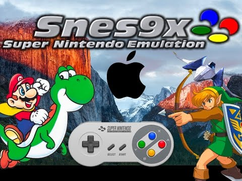 Snes9x for Mac