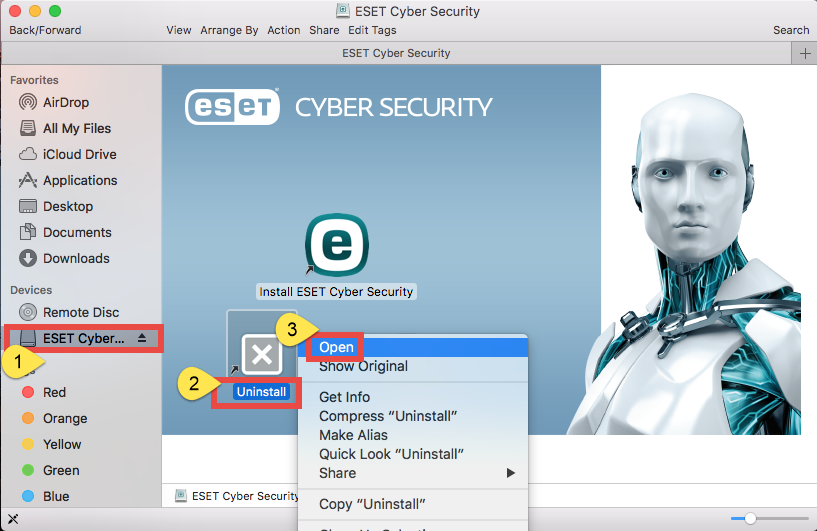 How to Uninstall ESET Cyber Security for Mac - osxuninstaller (10)