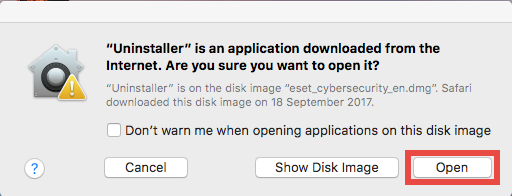 How to Uninstall ESET Cyber Security for Mac - osxuninstaller (11)