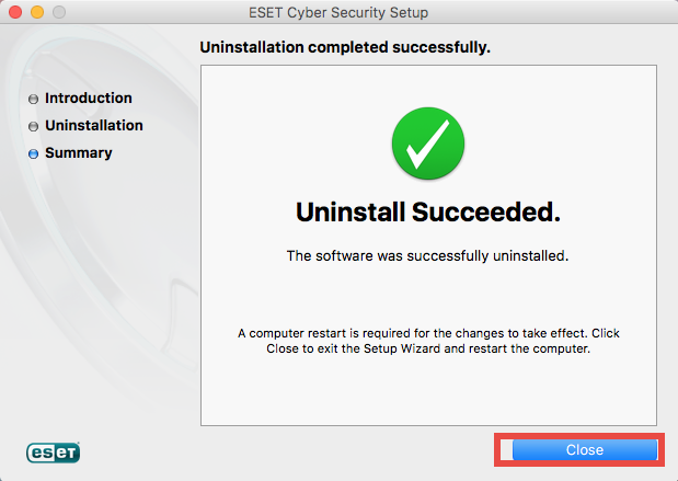 How to Uninstall ESET Cyber Security for Mac - osxuninstaller (14)
