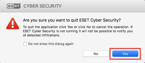 How to Uninstall ESET Cyber Security for Mac - osxuninstaller (3)