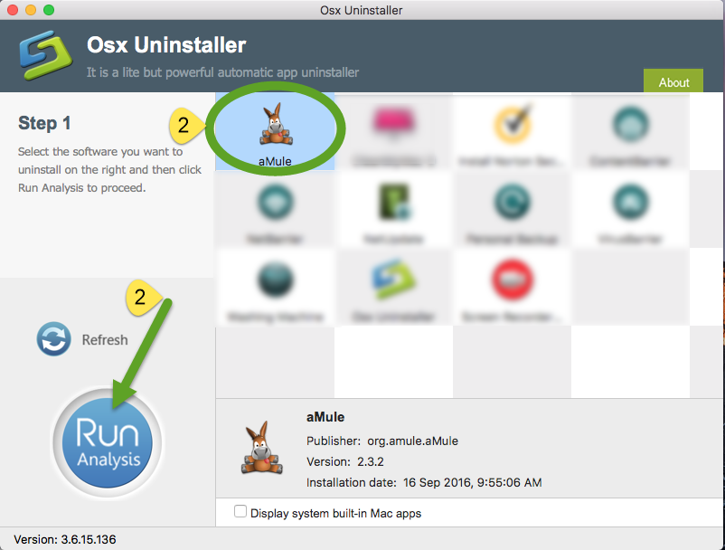 amule for mac os x