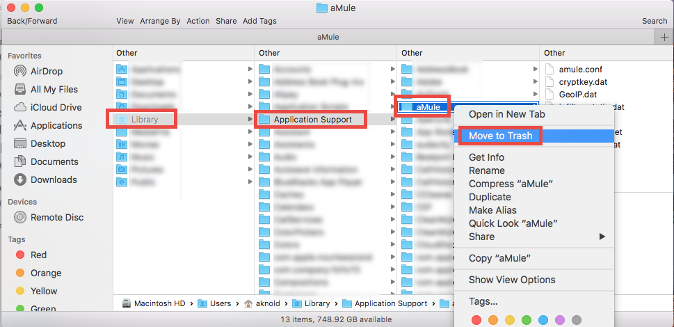 Fail to Uninstall aMule for Mac? Get Help Here!