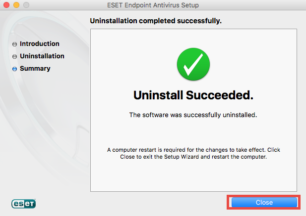 How To Perfectly Uninstall Eset Endpoint Antivirus On Mac