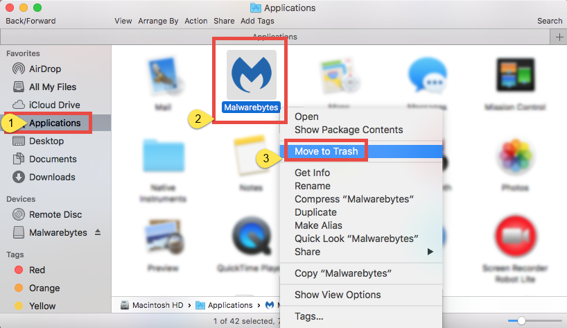 Uninstall Malwarebytes Anti-Malware for Mac (1)