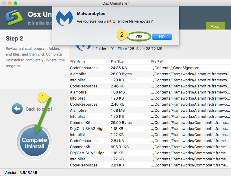 Uninstall Malwarebytes Anti-Malware using Osx Uninstaller (4)