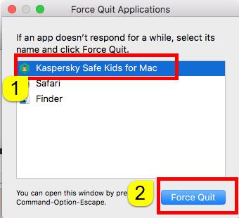 How Should I Completely Remove Kaspersky Safe Kids for Mac?