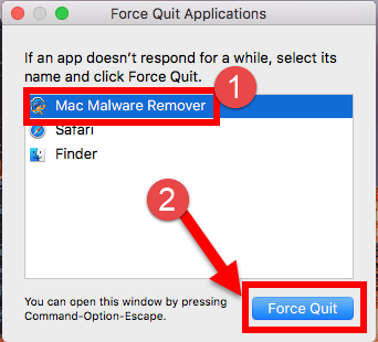 how to force delete hapara on mac