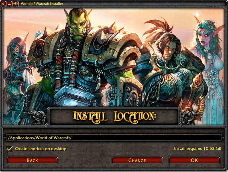 Uninstall World of Warcraft