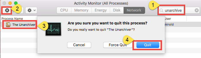 uninstall The The Unarchiver for Mac - osxuninstaller (2)