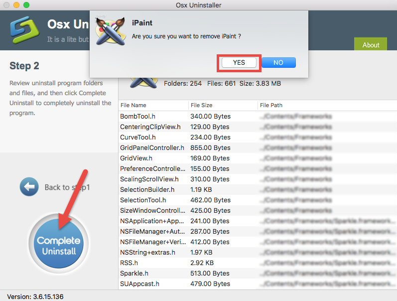 uninstall iPaint for Mac - osxuninstaller (5)