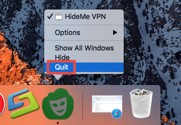 Uninstall HideMe VPN for Mac - osxuninstaller (1)