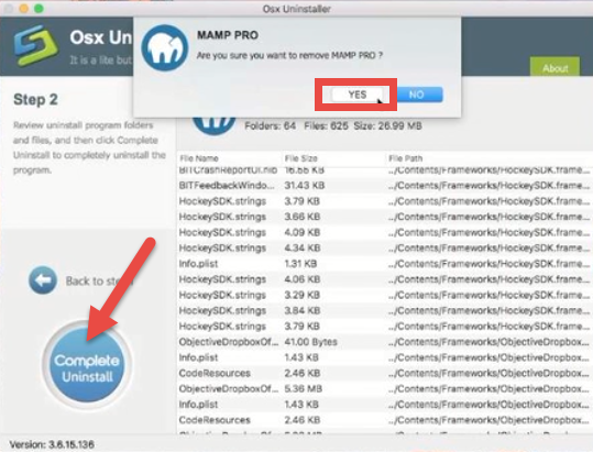 How to Uninstall MAMP PRO on Mac - osxuninstaller (2)