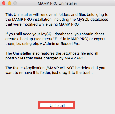 How to Uninstall MAMP PRO on Mac - osxuninstaller (7)