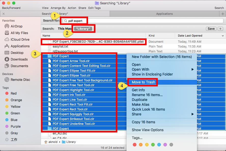 How to Uninstall PDF Expert on Mac - osxuninstaller (9)
