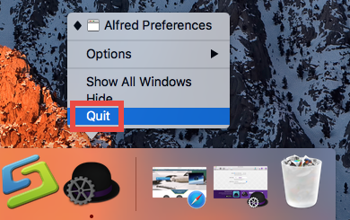 Uninstall Alfred for Mac - osxuninstaller (3)