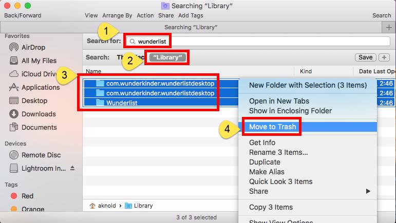 How to uninstall Wunderlist for Mac - osxuninstaller (13)