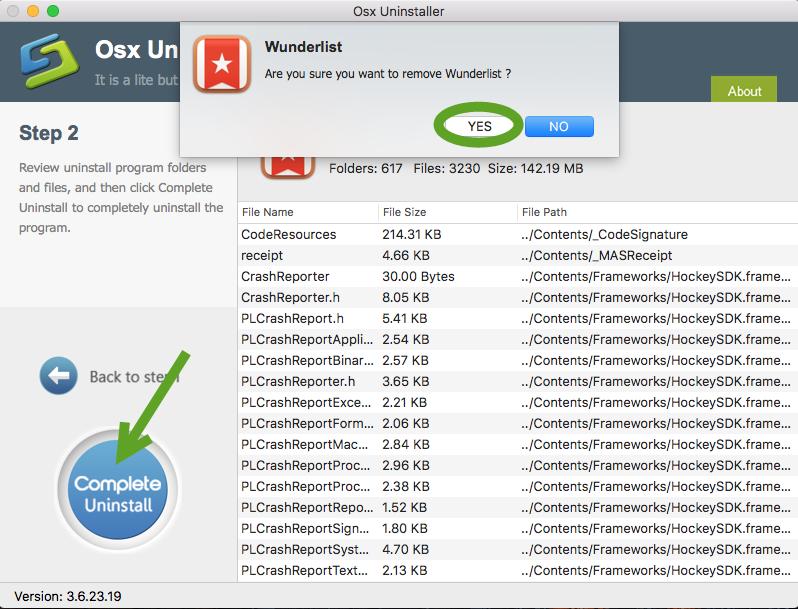 How to uninstall Wunderlist for Mac - osxuninstaller (3)