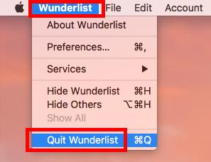 How to uninstall Wunderlist for Mac - osxuninstaller (8)