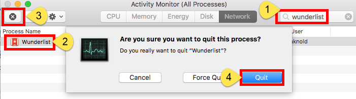 Uninstall Wunderlist and Remove All Traces on Your Mac