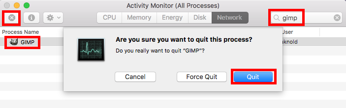 Take Proper Steps to Uninstall GIMP from Mac