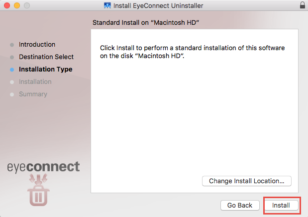 How to uninstall EyeConnect for Mac - osx uninstaller (4)