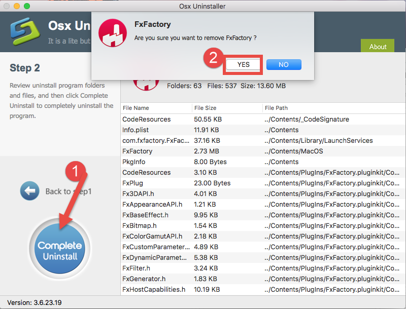 How to uninstall FxFactory for Mac - osx uninstaller (2)