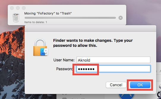 How to uninstall FxFactory for Mac - osx uninstaller (6)