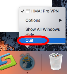 Possible Guides to Completely Uninstall HMA Pro VPN