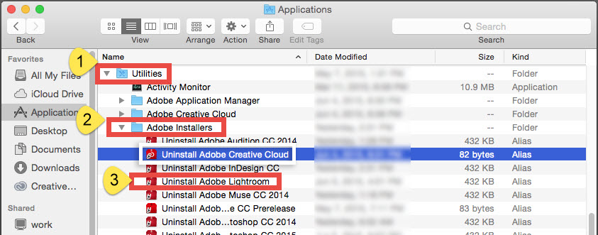 Uninstall Adobe Lightroom and Remove Its Traces on Mac