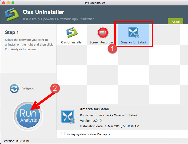 How to Uninstall Xmarks from Mac - Osx Uninstaller (1)