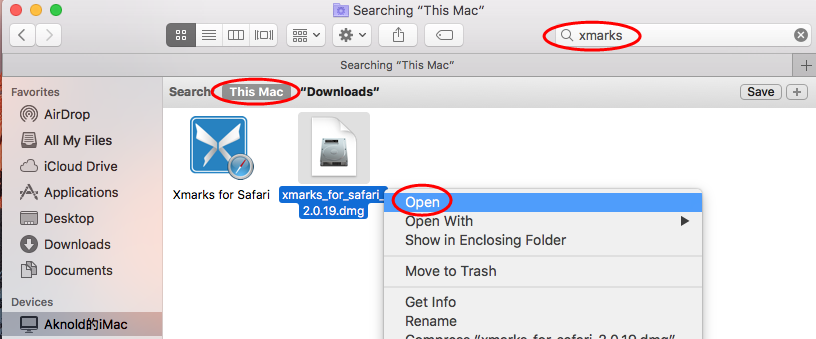 How to Uninstall Xmarks from Mac - Osx Uninstaller (10)