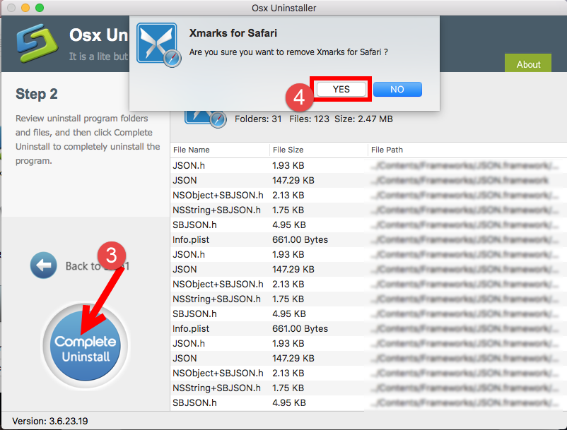 How to Uninstall Xmarks from Mac - Osx Uninstaller (2)