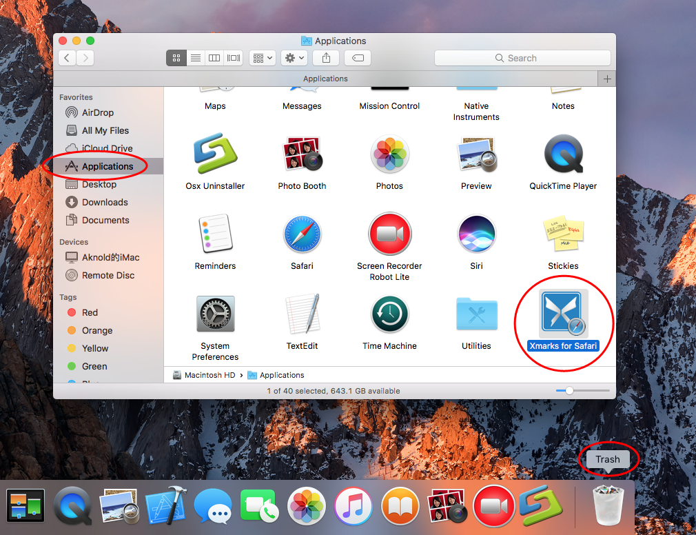 How to Uninstall Xmarks from Mac - Osx Uninstaller (9)