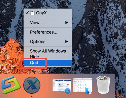 How to uninstall OnyX for Mac - Osx Uninstaller (4)