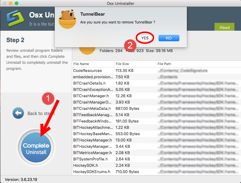 how to uninstall TunnelBear for Mac - osx uninstaller (11)