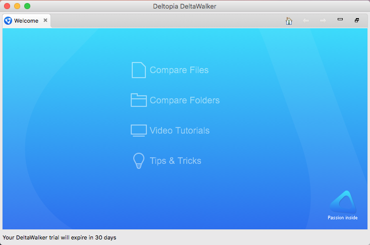 Remove DeltaWalker for Mac