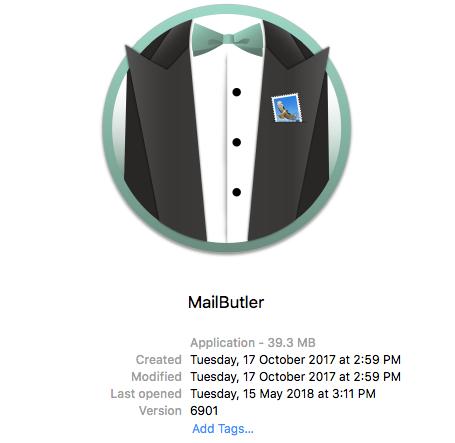 uninstall Mailbutler