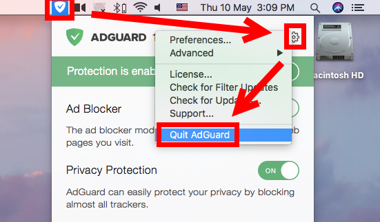 Uninstall Adguard for Mac - Osx Uninstaller (1)