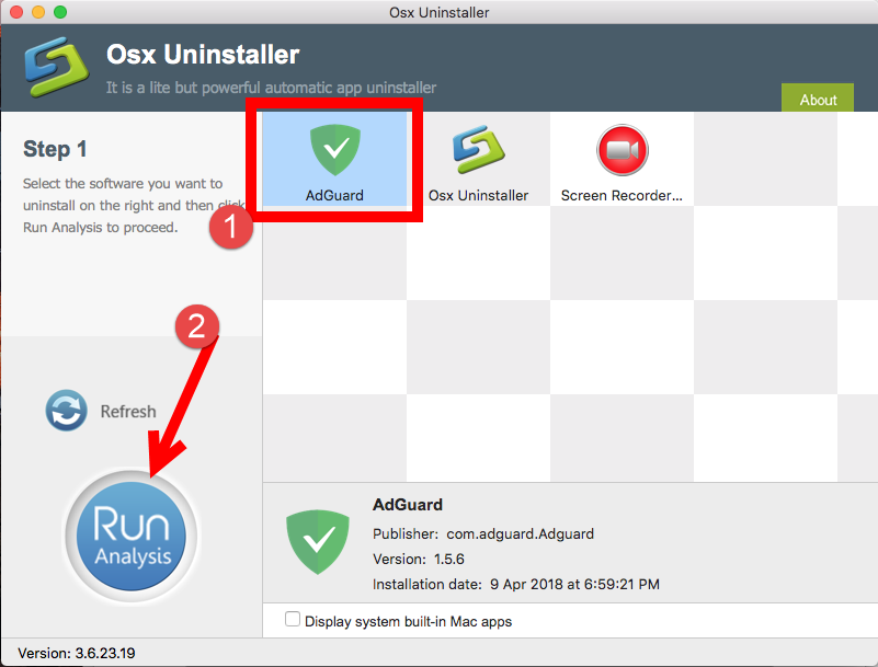 Uninstall Adguard for Mac - Osx Uninstaller (2)
