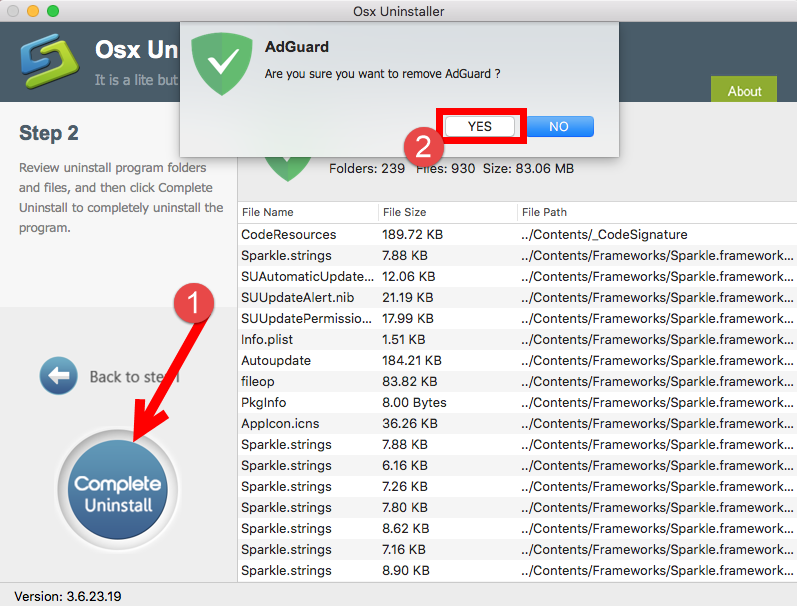 Uninstall Adguard for Mac - Osx Uninstaller (3)