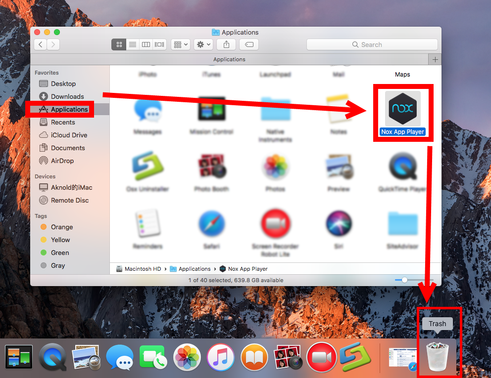 how to uninstall Nox App Player for Mac - osx uninstaller (3)