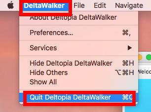 deltawalker