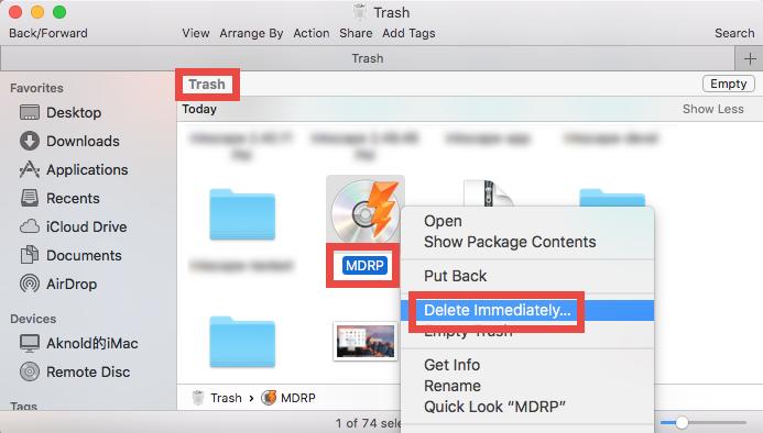 uninstall Mac DVDRipper Pro - OSX UNINSTALLER (6)